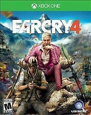 Far Cry 4 (Microsoft Xbox One, 2014) FREE SHIPPING