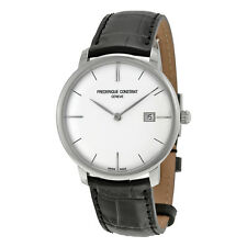 Frederique Constant Slim Line Stainless Steel Mens Watch fc306S4S6