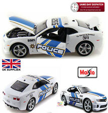 CHEVROLET CAMARO SS RS (US) POLICE 1:18 Scale Diecast Car Model