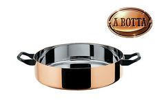 Kasserolle Casserole 28 cm ALESSI La Cintura di Orione 90102/28 Steel and Copper