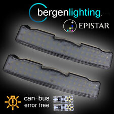 FOR BMW 5 SERIES F10 F11 2009- 44 LED INTERIOR ROOF COURTESY FRONT KIT LAMP