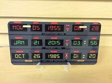 Back To The Future, DeLorean Time Circuit Dashboard Vanity Novelty license plate