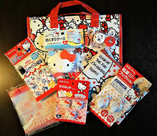 Rad (^_^) Sanrio Hello Kitty Full of KA-WA-I-I Daily Necessities set For Geeks !