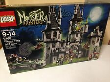 Lego Monster Fighters Vampyre Castle 9468 - New