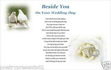 Beside You on Your Wedding Day- ( Bride from deceased loved one)