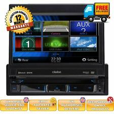 Clarion NZ502E Clarion flip out Navigation with built in Bluetooth USB rear cam