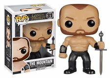 Funko Pop! Game Of Thrones The Mountain Licensed Vinyl Figure