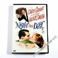 Night and Day DVD New Cary Grant Alexis Smith Monty Woolley Jane Wyman Eve Arden