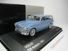 VOLVO 220 AMAZON 1962 1/43 WHITEBOX (BLUE)