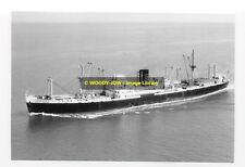 rp02051 - Furness Withy Cargo Ship - Pacific Fortune , built 1948 - photo 6x4