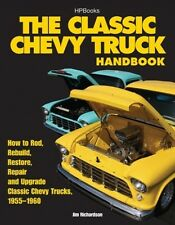 The Classic Chevy Truck Handbook 1955-60 - Book HP1534