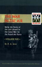 Official History - War in the Air: v. 5 by H.A. Jones (Paperback, 2002)
