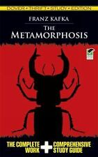 The Metamorphosis Thrift Study Edition (Dover Thrift Study Editions)-ExLibrary