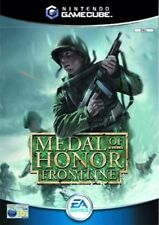 MEDAL OF HONOR FRONTLINE GAMECUBE GAME PAL