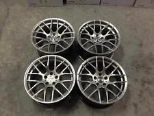 """19"""" Avant Garde M359 Alloy Wheels HYPER SILVER Concave E60 E61 E62 BMW 5 Series"""