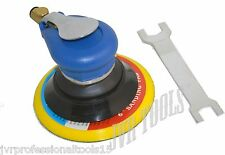 "6"" AIR RANDOM ORBITAL PALM SANDER  ( HEAVY DUTY, LIGHTWEIGHT, COMPACT DESIGN)"