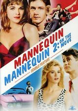 Mannequin/Mannequin 2: On the Move [2 Discs] (2012, DVD NEUF) WS