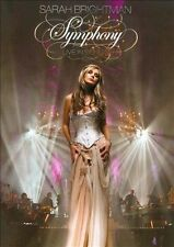 Sarah Brightman Symphony: Live in Vienna (CD & DVD), New DVDs