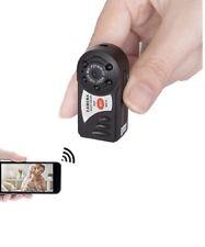 FREDI  Mini Super Small Portable Hidden Spy Camera Loop Video Re...