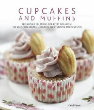 CUPCAKES AND MUFFINS - CAROL PASTOR (HARDCOVER) NEW