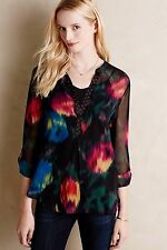 NEW Anthropologie Tulipano Peasant Top by Tiny Size XS