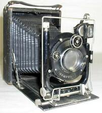 Antique Voigtlander Compur Folding Camera