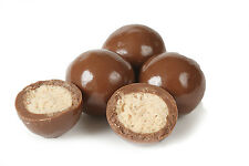 SweetGourmet Milk Chocolate Covered Malt Balls - 3LB FREE SHIPPING!