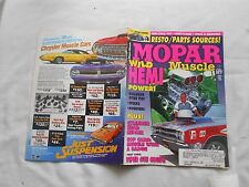 MOPAR MUSCLE--JUNE/JULY,1993--MAGAZINE