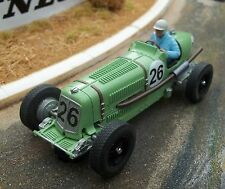Probuild 1/32 slot car E.R.A.R2A  P/GREEN #26 H.COOK 6/7/35 B.E.T.BROOKLANDS MB
