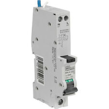 NEW MK RCBO 10A 30mA Type B DIY Electric meter