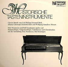 Historische Tasteninstrumente (Historic Keyboard Instruments) EXCELLENT LP