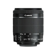 Canon EF-S 18-55mm f/3.5-5.6 IS II Lens BRAND NEW