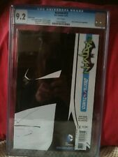 BATMAN # 13 DC NEW 52 CGC 9.2 SKETCH COVER 1 IN 100 VARIANT