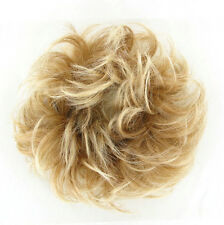 Scrunchie Hairpiece ponytail Light Coper Blond with Light Blond 17/l27t613 peruk