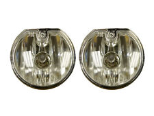 Dodge Neon 95 96 97 98 99 Diamond Chrome Fog Light Set