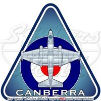 English Electric CANBERRA B.2 RAF British Royal AirForce UK Vinyl Sticker, Decal