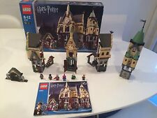 LEGO Harry Potter 4757 Hogwarts Castle 100% COMPLETE Instructions & Box