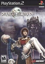 Shadow Hearts (Sony PlayStation 2, 2001) VERY RARE