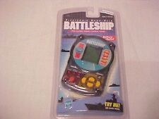 NEW Milton Bradley Hand Held Electronic Battleship Game New in Package