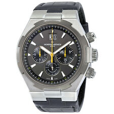 Vacheron Constantin Overseas Chronograph Automatic Grey Dial  Mens Watch