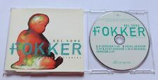 Fokker - Gel Song - Maxi CD MCD