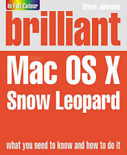 Brilliant Mac OS X Snow Leopard, Mr Steve Johnson