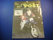 The Motorcyclist's Post Magazine March 2003,Calendar  Events Moto Markets Party