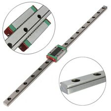 MGN12 12MM Miniature Linear Rail Slide + MGN12H Carriage For 3D Printer Accessor