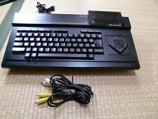 National MSX Console CF-1200 black Tested Work