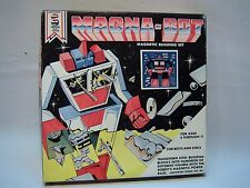 Vintage Smethport Magna-Bot Magnetic Building Set