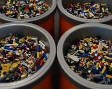 2 Pounds LBS of LEGO HUGE BULK LOT bricks blocks CITY TOWN STAR WARS NINJAGO
