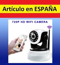 CAMARA IP video vigilancia Vision Nocturna WIFI 720p IR CCTV Seguridad video PRO
