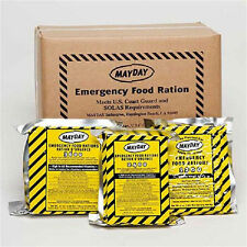 MAYDAY 3600 CALORIE FOOD BAR ENERGY SURVIVAL RATION MEAL CAMPING EMERGENCY BOB