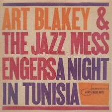 Night in Tunisia Art Blakey new sealed jazz CD Wayne Shorter Blue Note RVG 2005